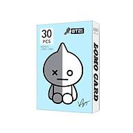 Bộ Lomo card VAN BT21 BTS mới nhất thumbnail