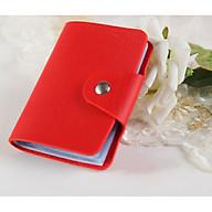 Ví đựng thẻ ATM - Ví Nữ Sino - giấy tờ tùy thân- 24 ngăn kèm nút bấm - Mùa sắc đa dạng. thumbnail