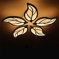 Đèn ốp trần - đèn trần 5 lá 3 màu ánh sáng HUNG LAMP thumbnail