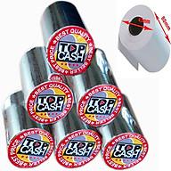 20 cuộn Giấy in nhiệt, in bill, in hóa đơn TOPCASH khổ K80mm x 45mm dùng cho máy in nhiệt in hóa đơn Hàng chính hãng. thumbnail