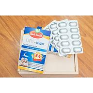 Thực phẩm bảo vệ sức khỏe URI - Night (Hỗ trợ Bổ thận, khắc phục tiểu đêm, tiểu nhiều lần thumbnail