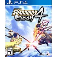 Đĩa Game Ps4 Warrios Orochi 4 - Hàng Chính Hãng thumbnail