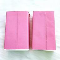 Giấy lót dùng cho dụng cụ uốn xoăn tóc (1 gói 120 tờ, 8x14.3cm) thumbnail