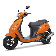 Xe Zip 50cc màu vàng cam thumbnail