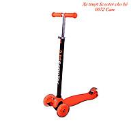 Xe trượt scooter 3 bánh phát sáng, an toàn cho trẻ em chịu lực 40kg phù hợp cho cả bé trai và gái, rèn luyện vận động, tăng chiều cao cho bé - Hàng chính hãng Cougar 0072 thumbnail