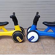 Xe chòi chân xe cân bằng thăng bằng cho bé 2019 nhạc đèn- màu cho bé trai thumbnail