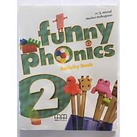 Funny Phonics 2 (Activity Book) + CD thumbnail