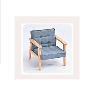 Ghế sofa cho trẻ em thời trang phong cách Châu Âu, ghế nhà trẻ, ghế sofa nhỏ đạo cụ chụp ảnh cho trẻ em thumbnail