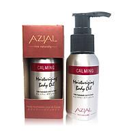 Tinh dầu massage body AZIAL Calming Moisturizing Body Oil, dưỡng ẩm, làm dịu, chống oxi hóa, thư giãn tinh thần, cho giấc ngủ sâu thumbnail