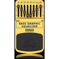 Bass Stompboxes Behringer BEQ700-Band Graphic Equalizer -Hàng Chính Hãng thumbnail