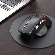Chuột không dây Wireless 2.4G, DPI điều chỉnh 4 cấp, cho Gaming, văn phòng, 6 nút Dan House HXSJ T32 + Tặng Pin AA Hàng chính hãng thumbnail