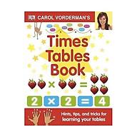 Carol Vorderman s Times Tables Book thumbnail