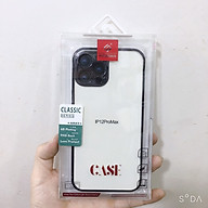 Ốp viền màu lưng trong bảo vệ camera chính hãng KST Design dành cho iPhone 12 Pro Max thumbnail