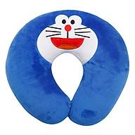 Gối Kê Cổ Du Lịch Văn Phòng Tmark Hình Doraemon - Xanh thumbnail