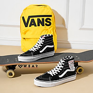 Giày Vans Sk8-Hi DIY Tapered Black - VN0A4U16U7B thumbnail
