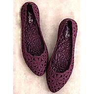 Giày nữ thời trang , thiết kế độc đáo cho ngày mưa 0300 thumbnail