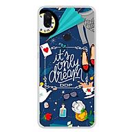 Ốp lưng dẻo cho điện thoại Xiaomi Redmi Note 7 - 0199 DREAMGIRL02 - Hàng Chính Hãng thumbnail