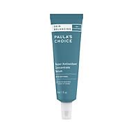 Tinh chất serum cân bằng độ ẩm và siêu chống lão hóa chứa Retinol Paula s Choice Skin Balancing Super Antioxidant Concentrate Serum With Retinol 30ml Mã 3350 thumbnail