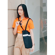 Túi Tote Vải Ginko Unisex Phong Cách Hàn Quốc Dây Chéo (Nhiều Màu) K05 - Tặng 1 Cupholder thumbnail