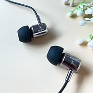 Tai nghe nhét tai có dây Jack cắm 3.5mm Cho iOS Apple (iPhone iPad), Android (Samsung, Sony, Xiaomi, Huawei, Oppo) - Meia R13- Hàng Chính Hãng thumbnail