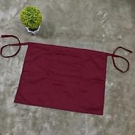 Tạp dề ngắn kaki dành cho nam nữ phục vụ pha chế thumbnail