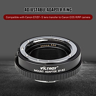 Viltrox EF-R2 Lens Mount Adapter Ring Adjustable Adapter Ring Auto Focus Compatible with Canon EF EF-S Lens Compatible thumbnail