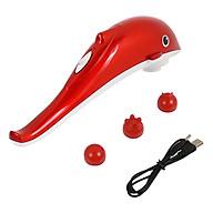 Máy Massage Điện Cá Heo Có Sạc USB thumbnail