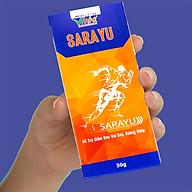 Kem xoa bóp Vioba Sarayu hỗ trợ giảm đau vai gáy, xương khớp thumbnail