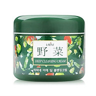 Kem Tẩy Trang Hoa Quả Vegetable Deep Cleansing Cream Geo (350g) thumbnail