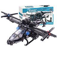 Bộ Đồ Chơi Lắp Ráp, Xếp Hình Quân Đoàn SWAT C0531 - 542 Chi Tiết thumbnail