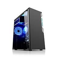 Desktop Computer Case ATX Full-view Side Transparent PC Case Support ATX M- ATX Mini ITX 158mm CPU Cooler 310mm Graphics thumbnail