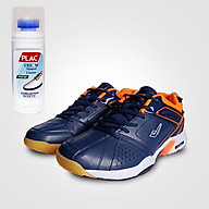 Giày cầu lông XPD chính hãng ma 803 ma u ti m than - Tặng bình làm sạch giày cao cấp thumbnail