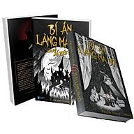 Combo 2 cuốn tiểu thuyết Bí Ẩn Làng Ma Sói - Tiểu thuyết đầu tiên chuyển thể từ trò chơi ẩn vai Ma Sói thumbnail