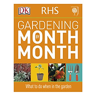 RHS Gardening Month By Month thumbnail