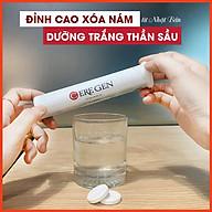 Viên Uống Trắng Da Hỗ Trợ Điều Trị Nám Thâm Tàn Nhang CEREGEN Thành Phần An Toàn 100% Nhật Bản Hiệu Quả Nhanh Cách Làm Trắng Da Mặt Body Toàn Thân Tại Nhà Bằng TPBVSK Công Nghệ Độc Quyền CerePron F Glutathione Collagen Chuẩn GMP Serum DHC Transino Dongsung Dưỡng Kem Cao Cấp - Hộp 18 Viên Dạng Sủi Tiện Lợi thumbnail