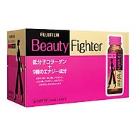 Collagen dạng nước giữ dáng đẹp da Fujifilm Beauty Fighter (10 lọ x 50ml) thumbnail