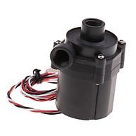 SC600 DC 12V Máy Tính Để Bàn CPU Nước Làm Mát Bơm 3 Ổ Cắm G1 0.8A 10W thumbnail