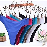 Combo 5 quần lót nữ lọt khe su đúc không đường may không lộ viền mát mịn sexy quyến rũ thoải mái kết hợp với mọi trang phục thumbnail