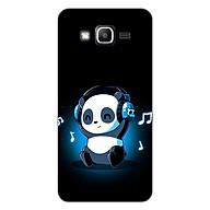 Ốp Lưng Dẻo Cho Điện Thoại Samsung Galaxy J2 Prime _Panda 05 thumbnail