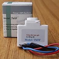 Công tắc hẹn giờ tự động bật tắt TM3F (Tặng kèm miếng thép đa năng 11in1 để ví) thumbnail