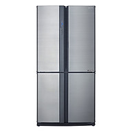 Tủ Lạnh Inverter Sharp SJ-FX631V-SL (556L) - Hàng Chính Hãng + Tặng Bình Đun Siêu Tốc thumbnail