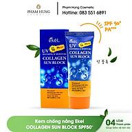 Kem chống nắng Collagen Ekel thumbnail