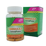 Bổ mắt hỗ trợ giảm mỡ máu Omega 3.6.9 GreenPower - Chính hãng - 90 viên thumbnail
