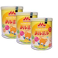 3 Hộp Sữa Bột Morinaga Chilmil Số 2 (850g) Dành cho trẻ từ 6 -36 tháng tuổi thumbnail