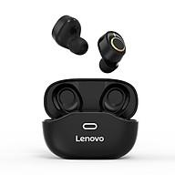 Lenovo X18 Wireless Earphone BT 5.0 TWS Headphone Sports Waterproof Earbuds In-ear Wireless Headphone Black thumbnail