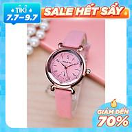 Đồng hồ nữ thời trang Hàn Quốc DOU3407 - Tặng vòng đeo tay Titan thumbnail