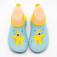 Giày đi biển, lội nước cho bé chống trơn trượt, gọn nhẹ, sử dụng nhiều lần, phù hợp đi học, du lịch, thân thiện với môi trường, chịu nước tốt, dễ vắt và nhanh khô SK001-05 thumbnail