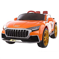 Ô tô xe điện đồ chơi AUDI KP-2022 vận động cho bé 2 chỗ 4 động cơ (Đỏ-Trắng-Cam-Đen-Xanh) thumbnail