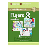 Cambridge Young Learner English Test Flyers 8 Student Book thumbnail