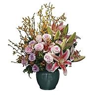 Bình hoa tươi - Quyến Rũ Mọi Ánh Nhìn 3333 thumbnail